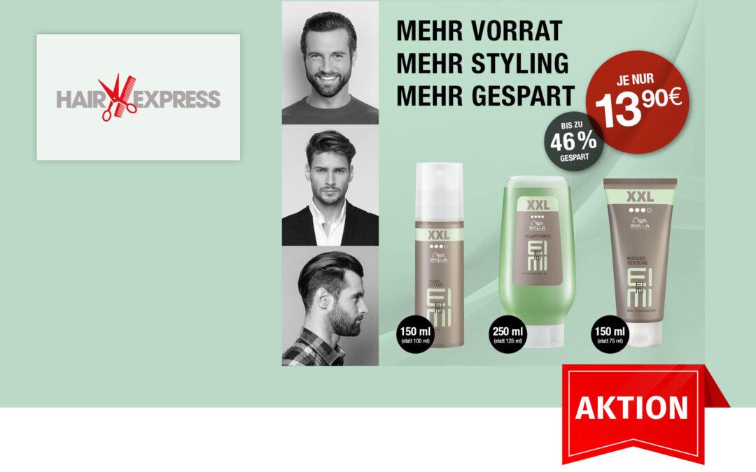 HairExpress – Bis zu 46% sparen