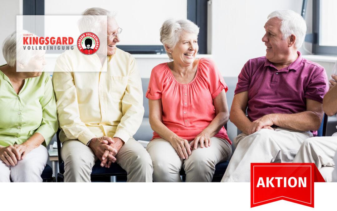 20% Rabatt für Senioren