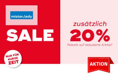 mister*lady Sale