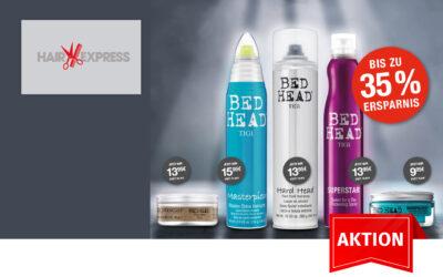 BED HEAD Produkte günstiger