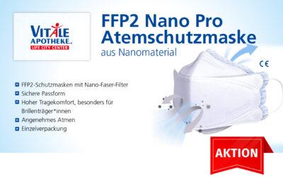 FFP2 Nano Pro  Atemschutzmaske
